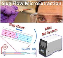 slug flow microextration