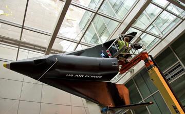 X-20 space plane