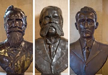 PMU busts