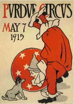 Purdue Circus 1915