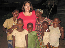 Melissa Remis Central African group