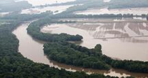 Cain Wabash river