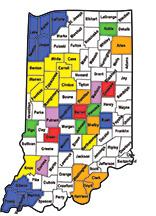 coad map