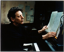 Convos Philip Glass