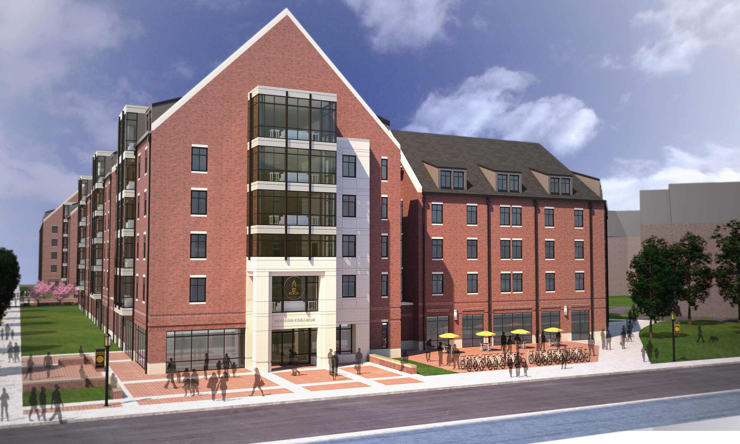 Honors College Rendering