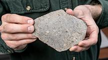 Melosh-meteorite