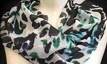 Mishler Spring scarves