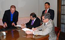 Monterrey signing