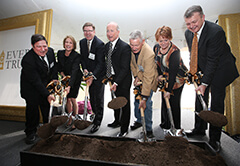 Animal sciences groundbreaking