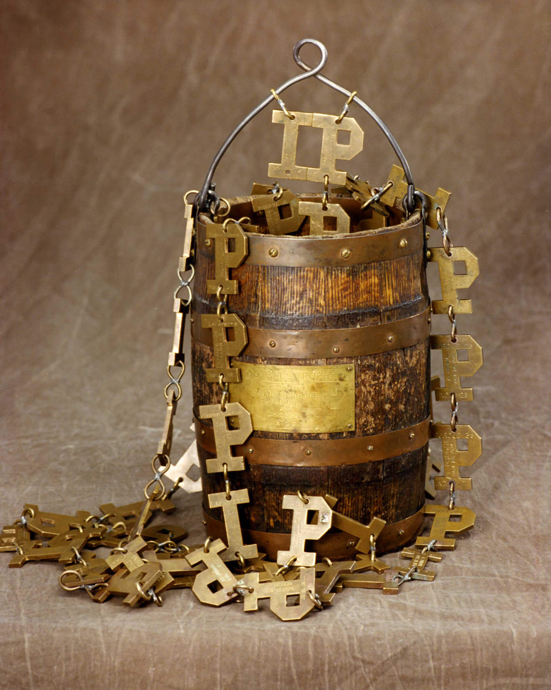 Did You Know?: Old Oaken Bucket 90th anniversary - Purdue ...