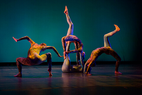 Purdue Contemporary Dance Company