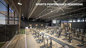 Football performance complex