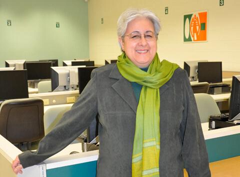 Martha Garcia-Saenz