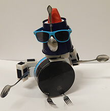 cardboard-robotic kit
