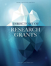 PRP research grants directory