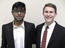 Aakash Gupta and James Gerber