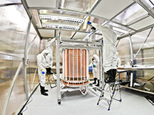 xenon detector