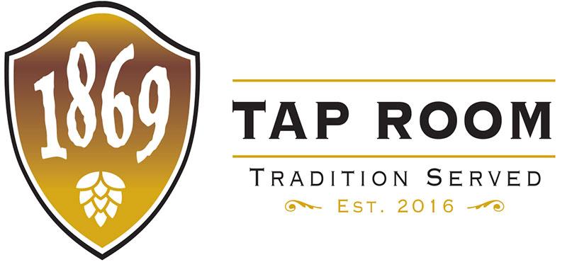 1869 Tap Room logo