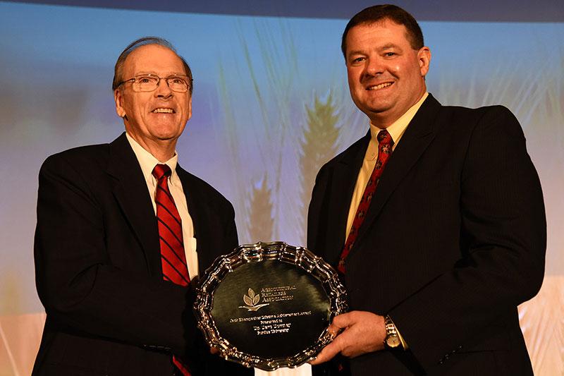 David Downey award