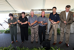 Phenotyping facility dedication