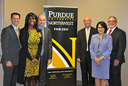 Purdue University Northwest leadership