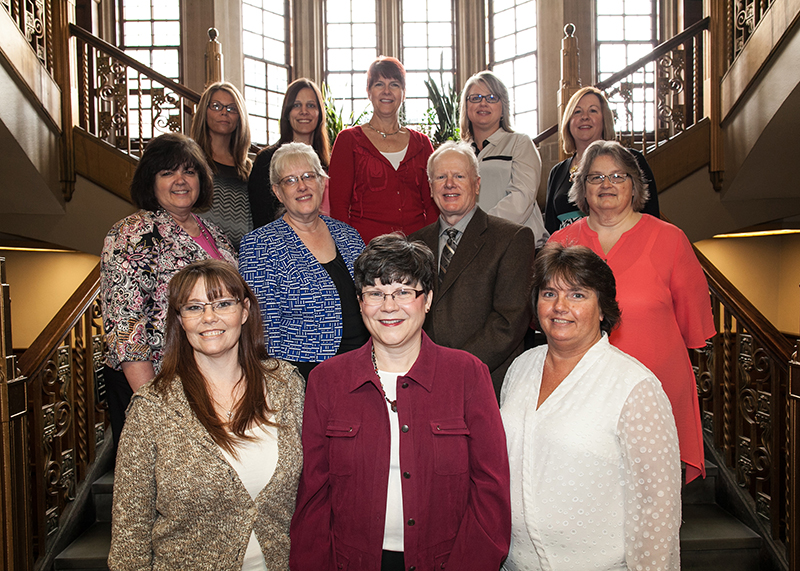 Accomplished Clerical Excellence graduates