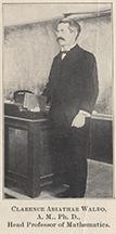 Clarence Abiathar Waldo