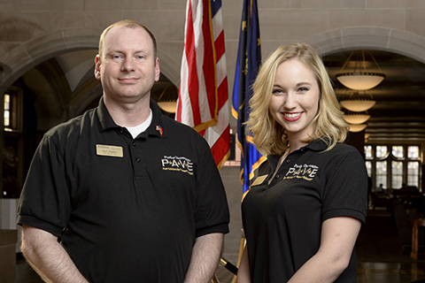 Peer Advisors for Veterans Education