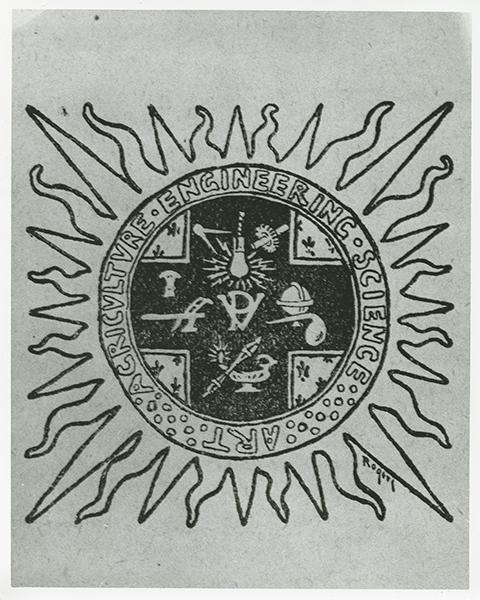 Purdue Seal 1890