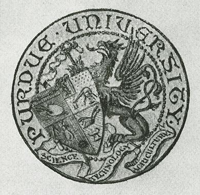 Purdue Seal 1894 Lytle