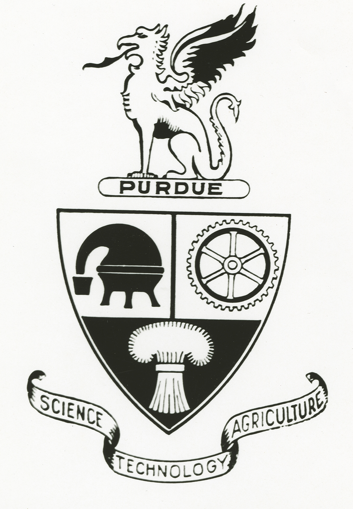 Did you know purdue seal purdue university purdue seal 1924 biocorpaavc