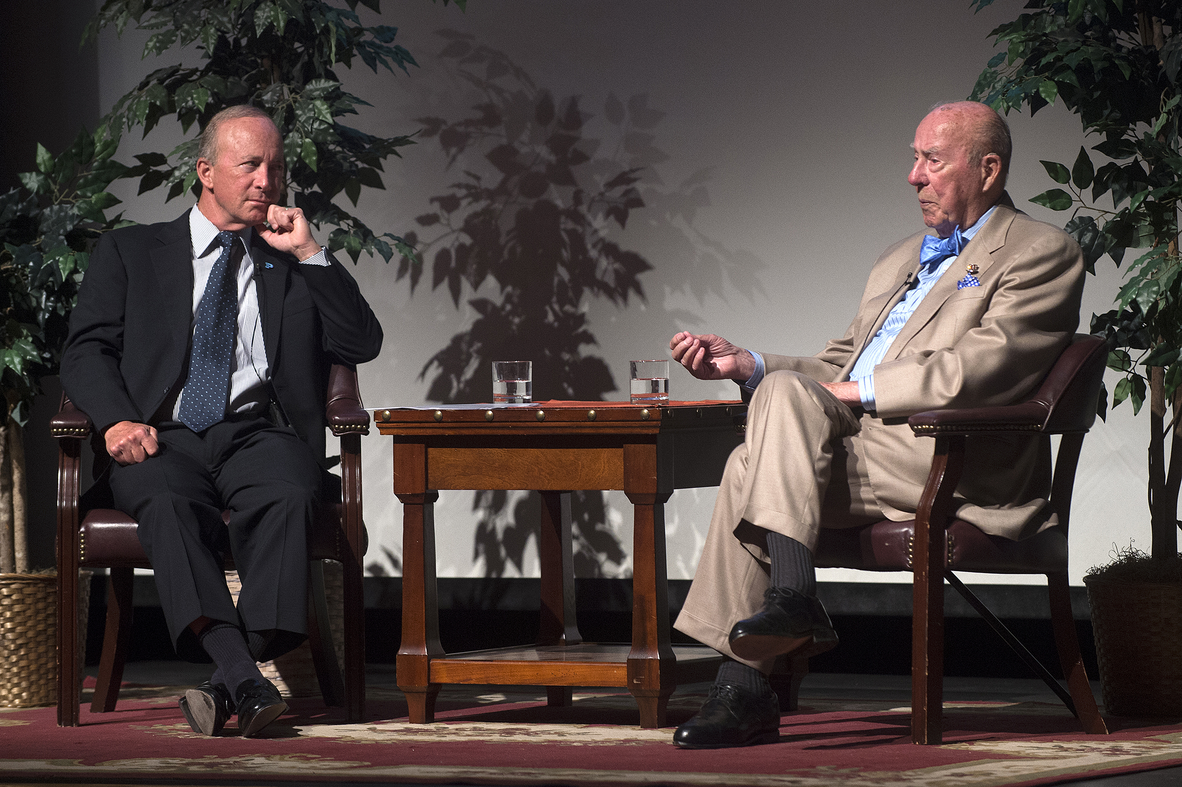 george shultz featured in spring s final presidential lecture series