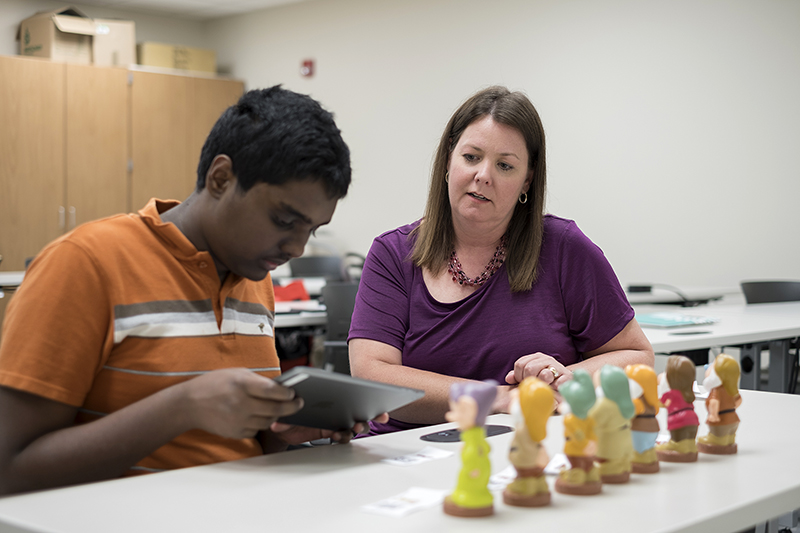 Purdue-related startup develops engaging, interactive way for kids with autism to improve comprehension