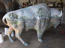 VetMed bison