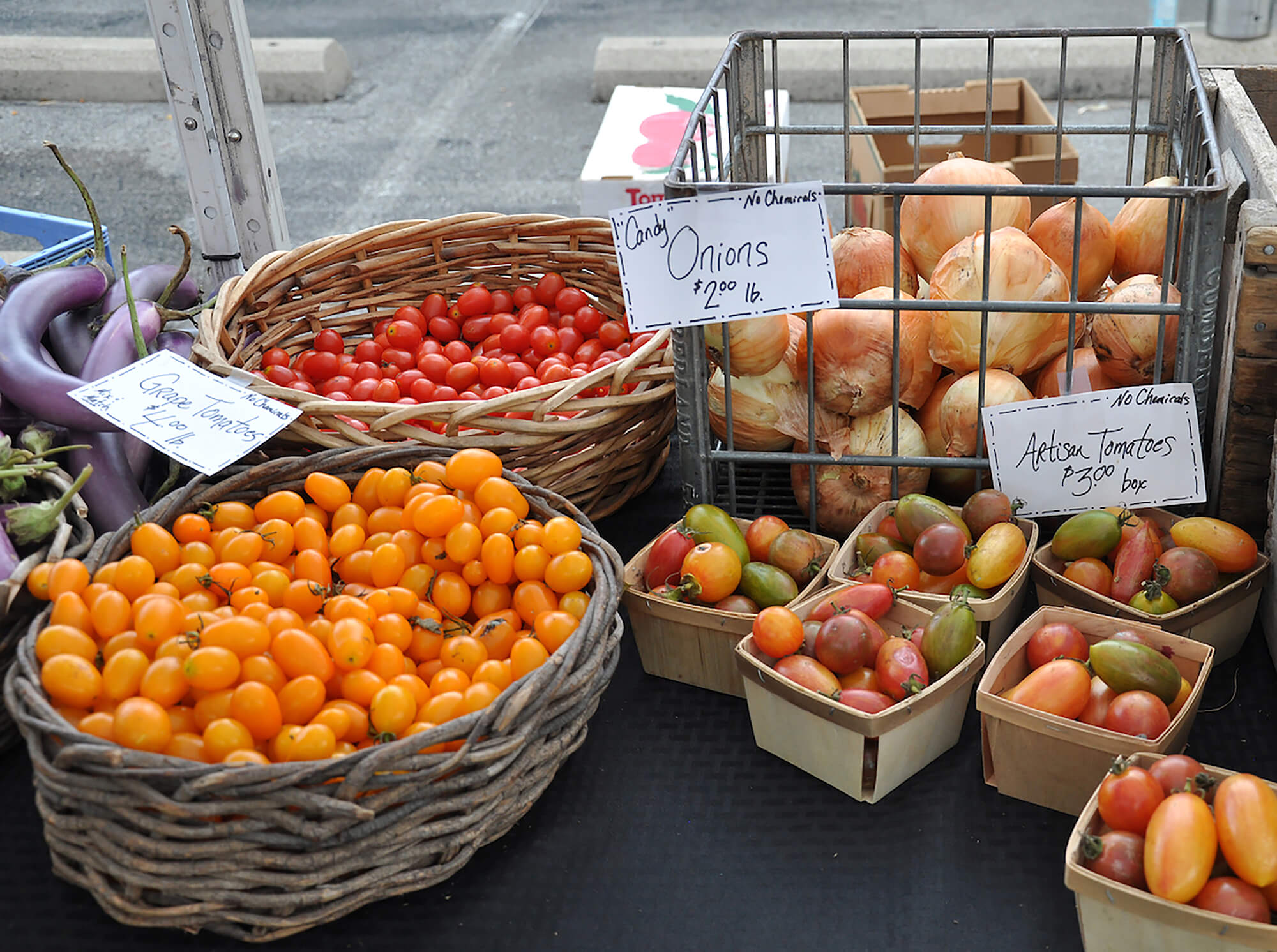 Why farmers markets and food safety are here to stay ...