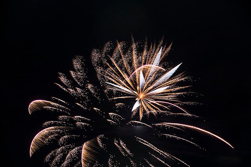 fireworks hearing