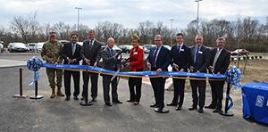 Purdue Technology Center Aerospace dedication