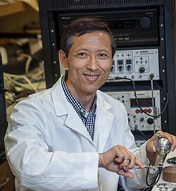 Professor Riyi Shi