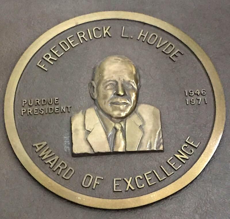 Hovde award