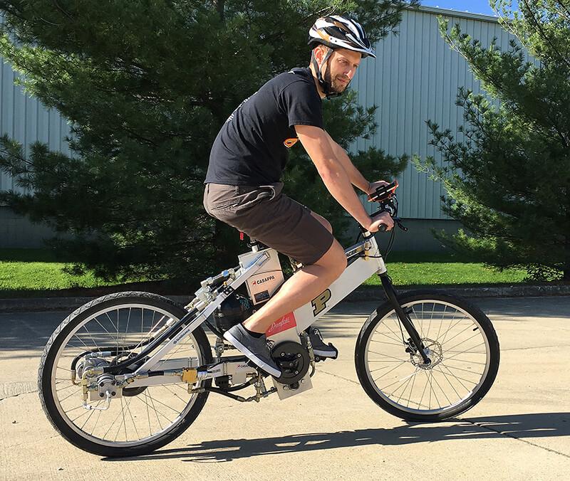 Marinaro bike
