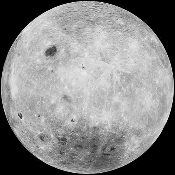 Melosh moon