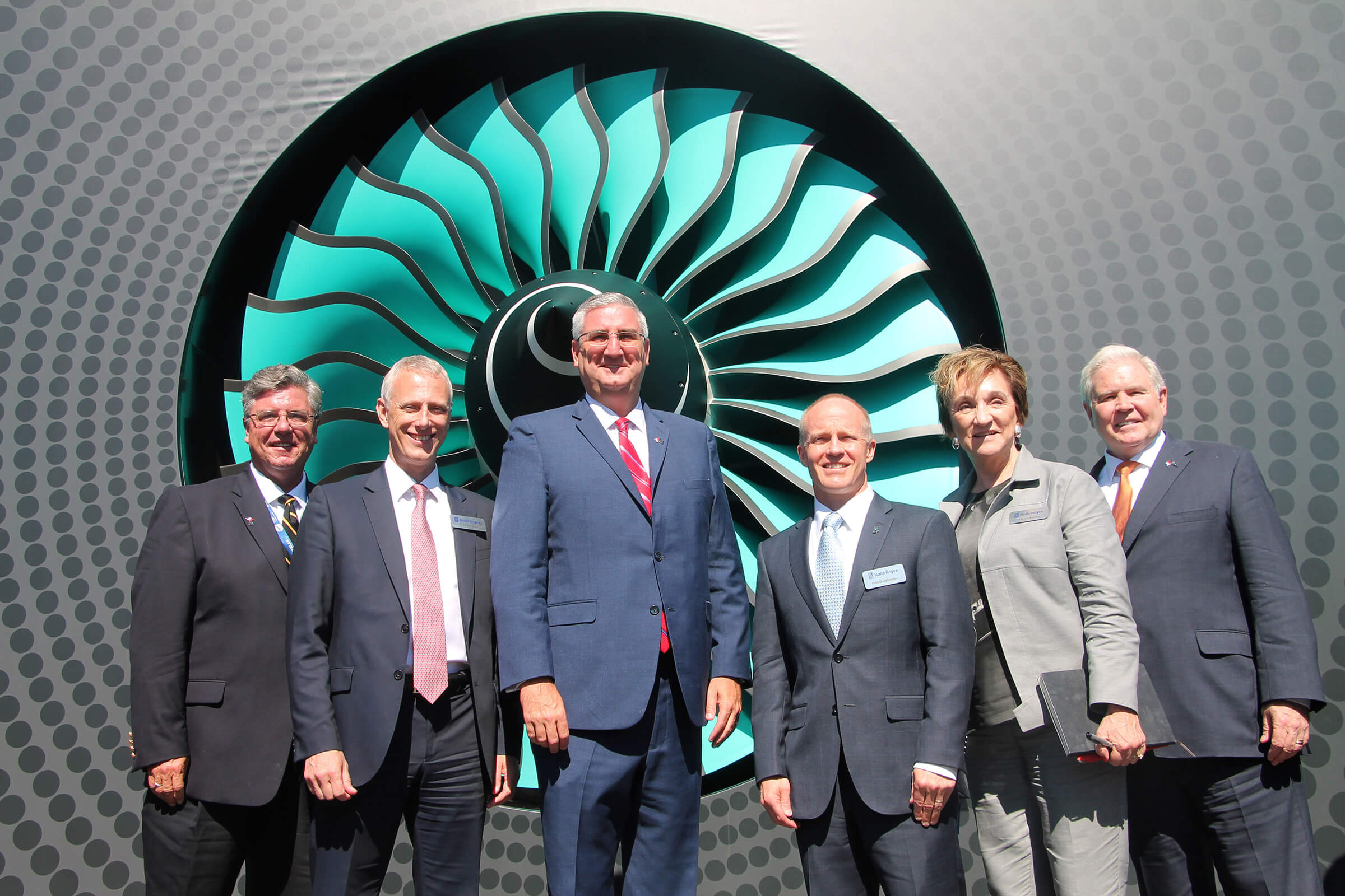 Rolls-Royce, Purdue, State Of Indiana Announce New