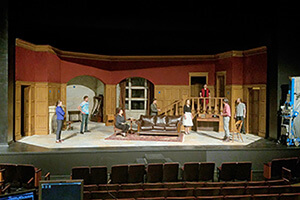Theatre 'Mousetrap'