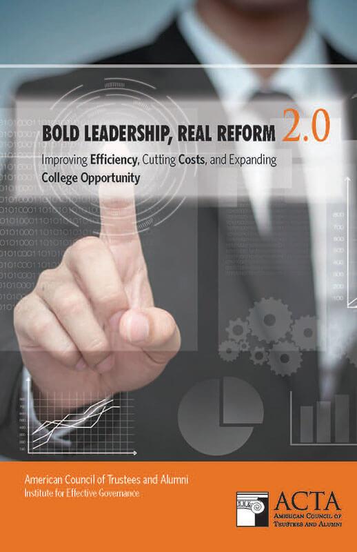 ACTA leadership report
