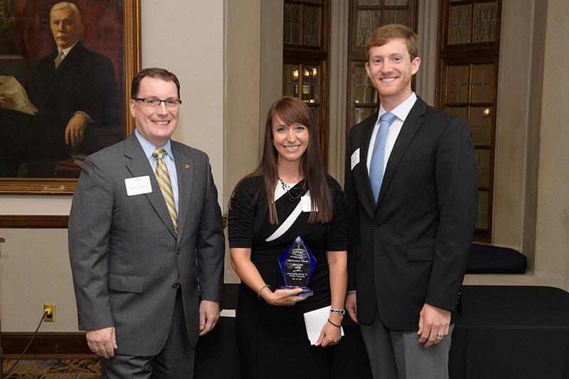 Excellence Award Brooke Linn