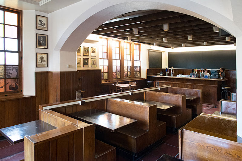 Renovated 1869 Tap Room