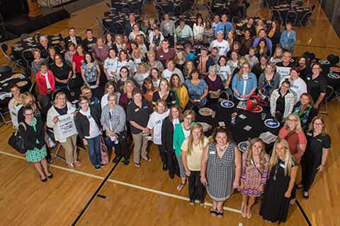 Purdue United Way Campaign launch