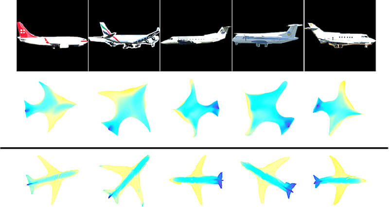 Ramani airplanes