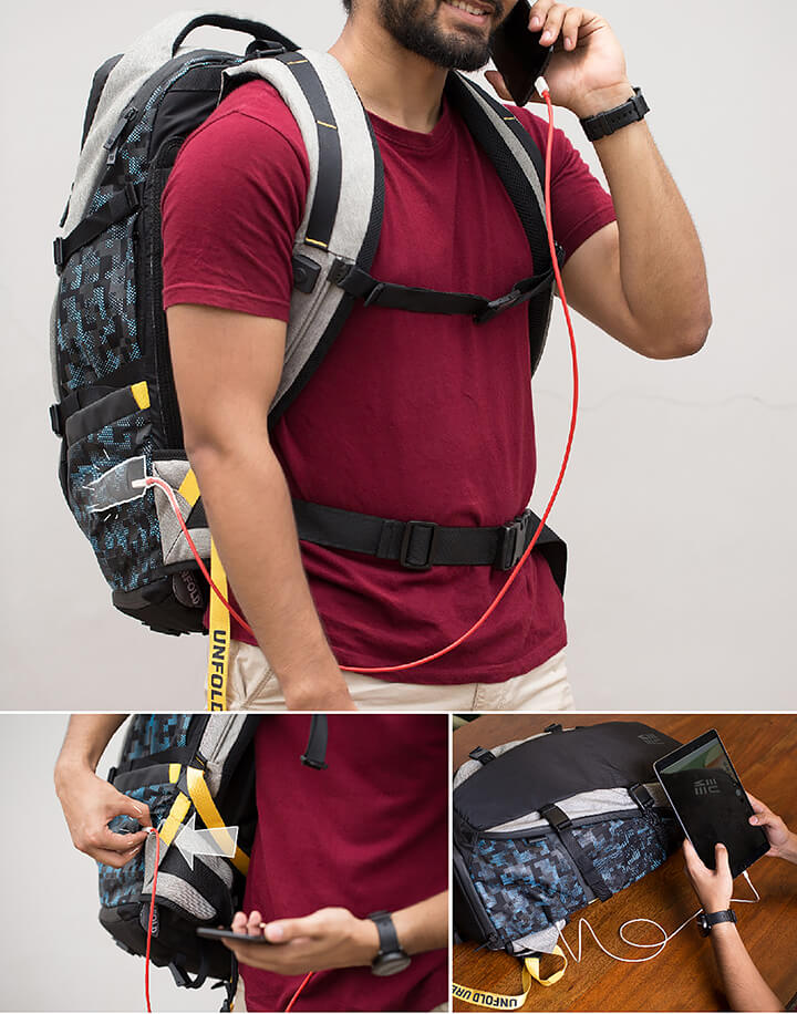 Backpack Parekh