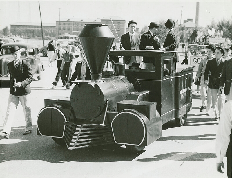 The Boilermaker Special circa 1941